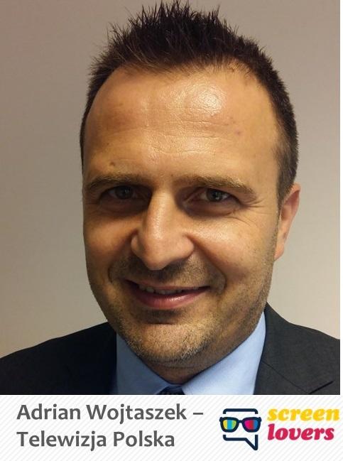 Adrian Wojtaszek TVP