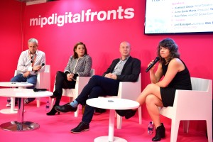 MIPTV 2016 - CONFERENCES - WHY WEB SERIES WILL BE THE NOUVELLE VAGUE IN FICTION ?