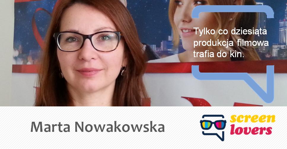 Marta Nowakowska Kino Świat