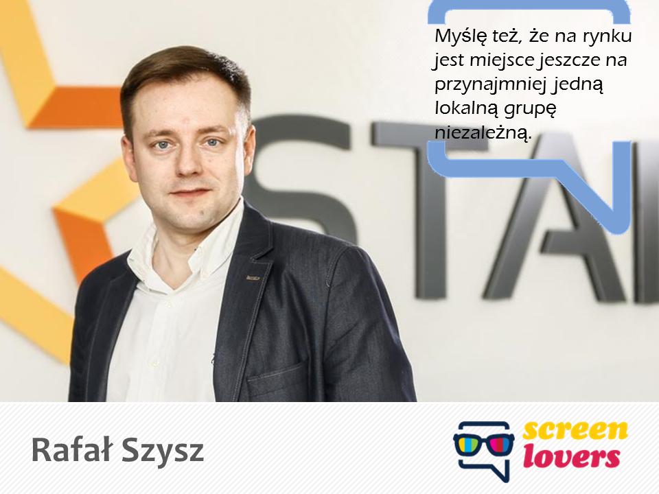 Rafał Szysz Stars